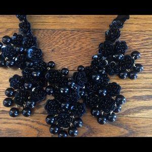 J. Crew Jewelry - J Crew Garden Bib Statement Necklace
